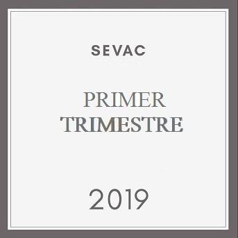 1er Trimestre 2019 SEVASC